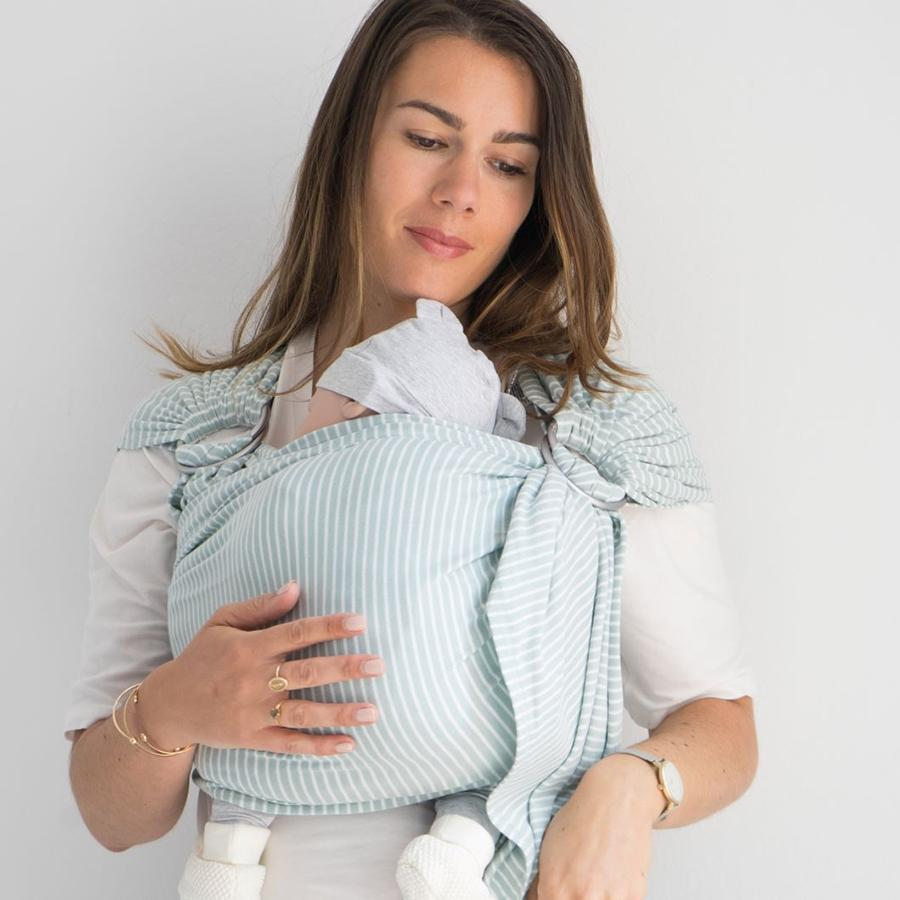 "Baby Sling ""Bahamas"" with two Loops"
