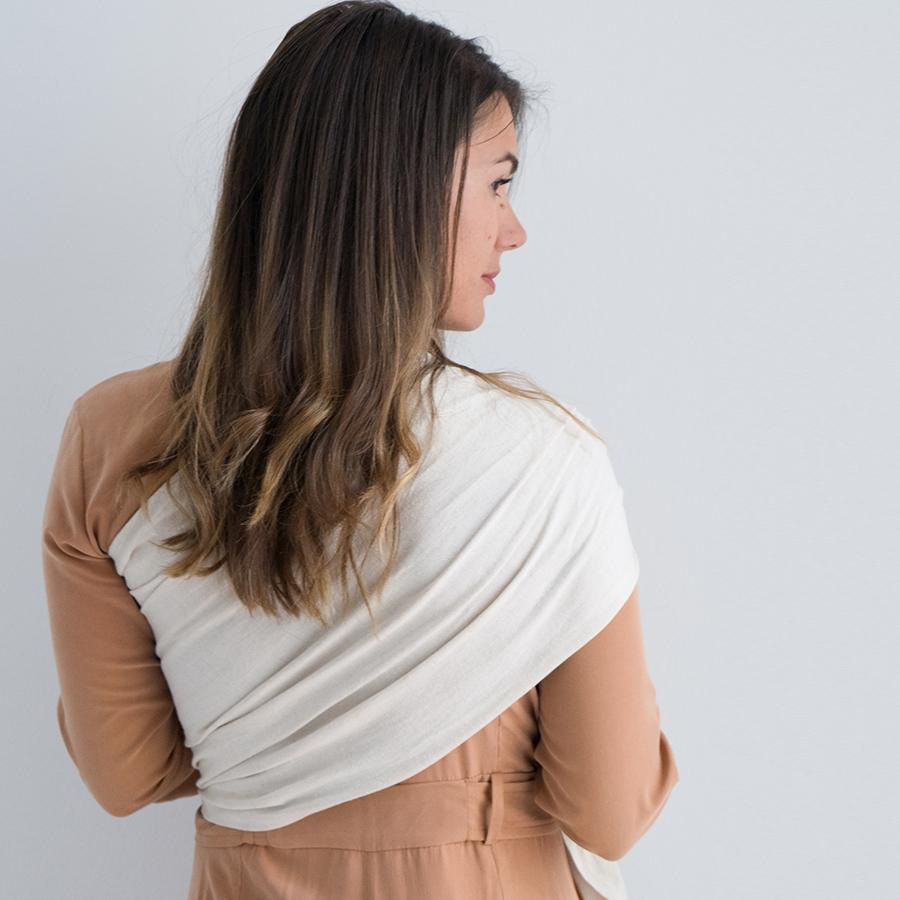 "Baby Sling ""Oatmeal"""
