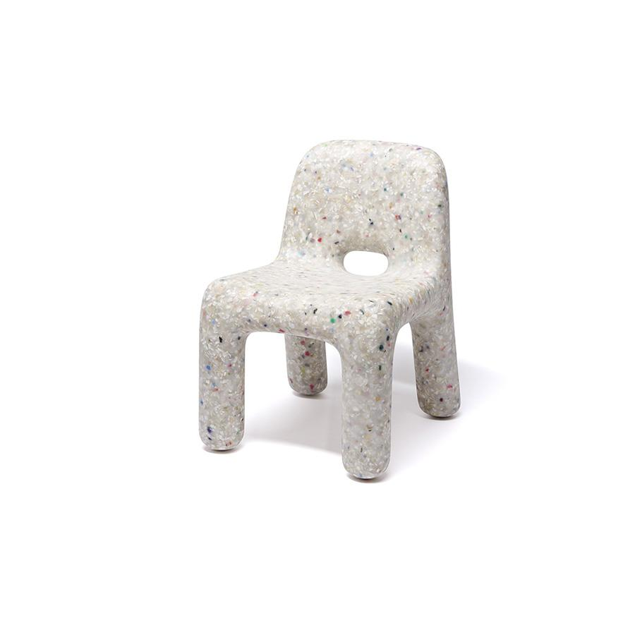 "Kids Chair ""Charlie Offwhite"""