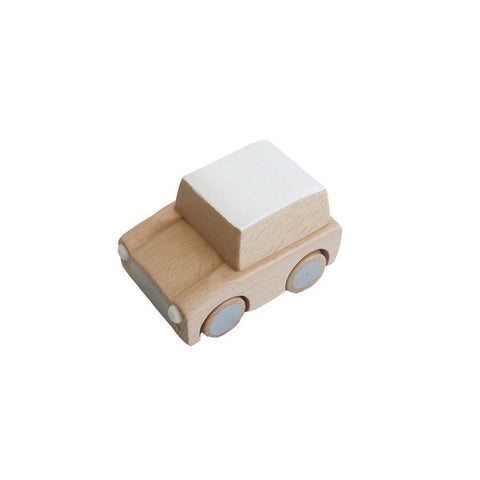"Wooden Car ""Kuruma Natural"""