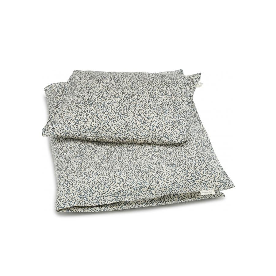 "Bedding ""Blue Blossom Mist"" Junior Set"