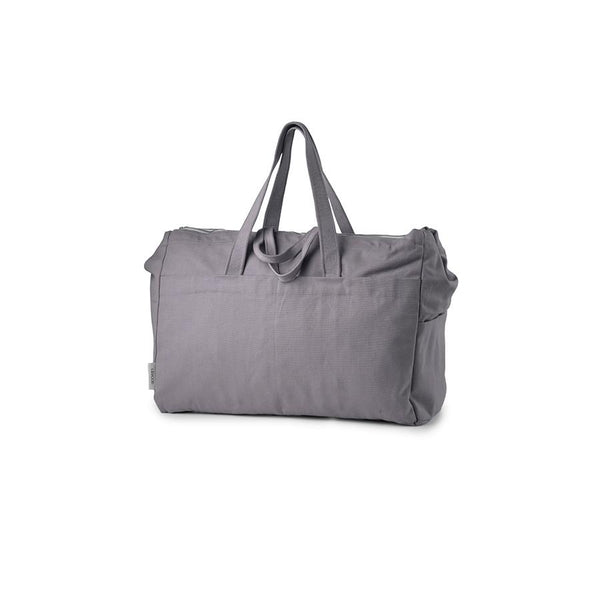 "Baby Changing Bag ""Melvin Stone Grey"""