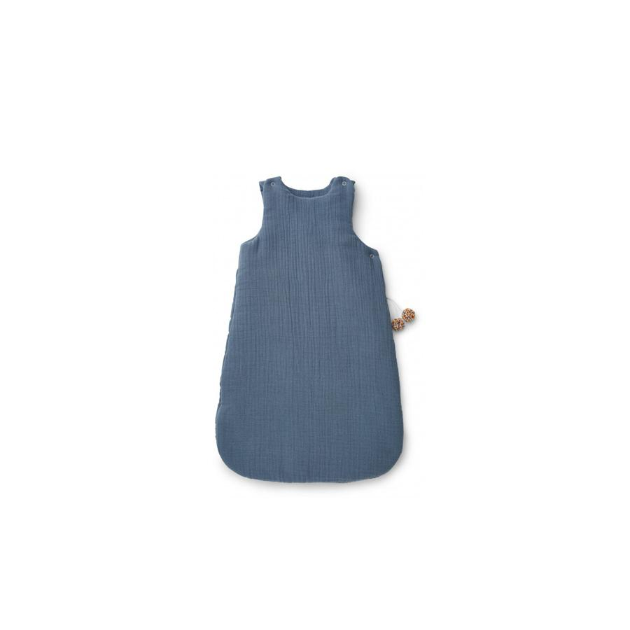 "Baby Sleeping Bag ""Ina Blue Wave"" for Spring / Summer"