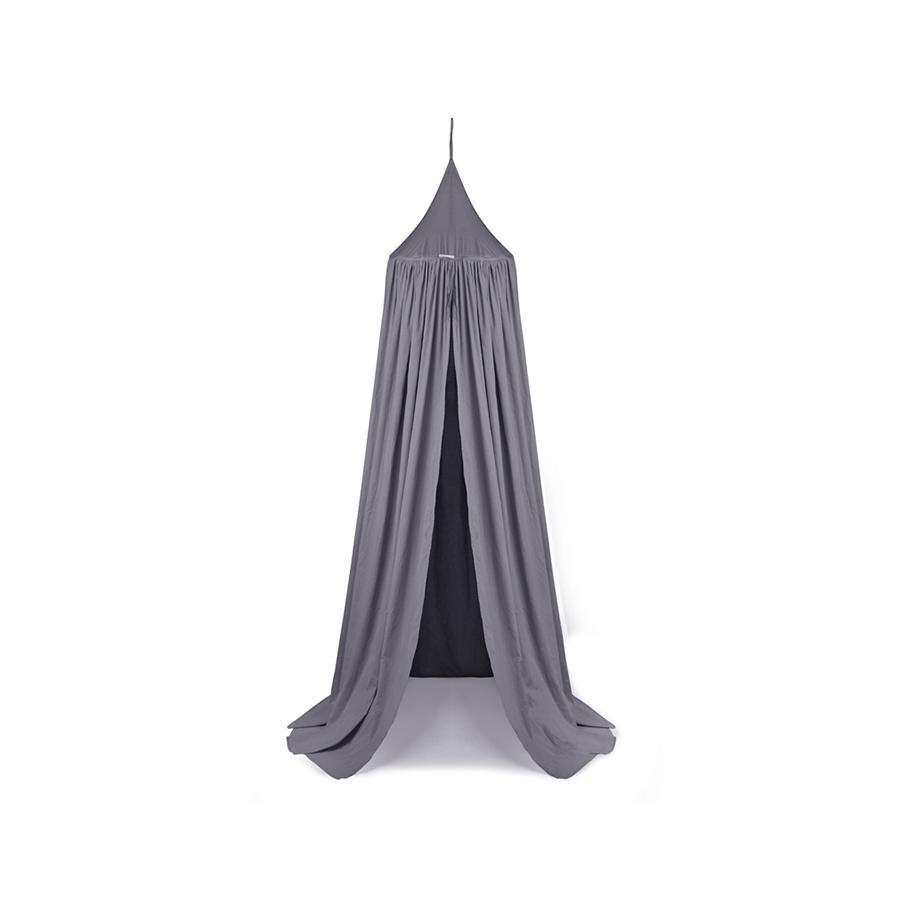 "Bed Canopy ""Enzo Stone Grey"""