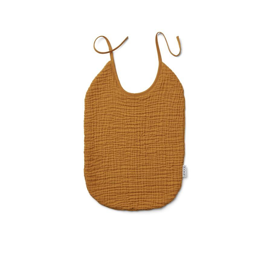"Bib ""Eva Mustard"" Pack of 2"