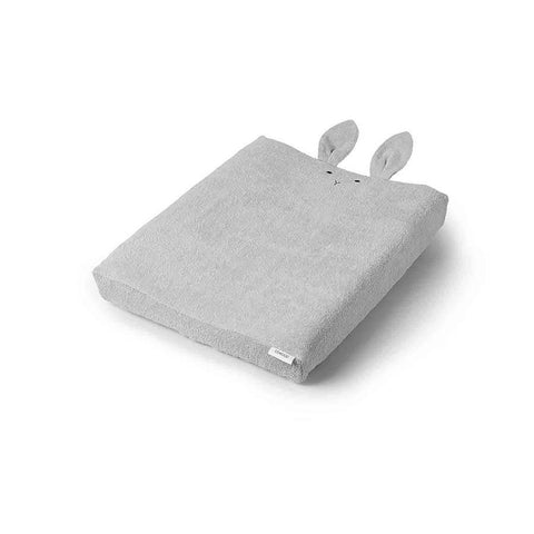 "Changing Cushion Cover ""Egon Rabbit Dumbo Grey"""