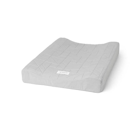 "Changing Cushion ""Noma Solid Dumbo Grey"""