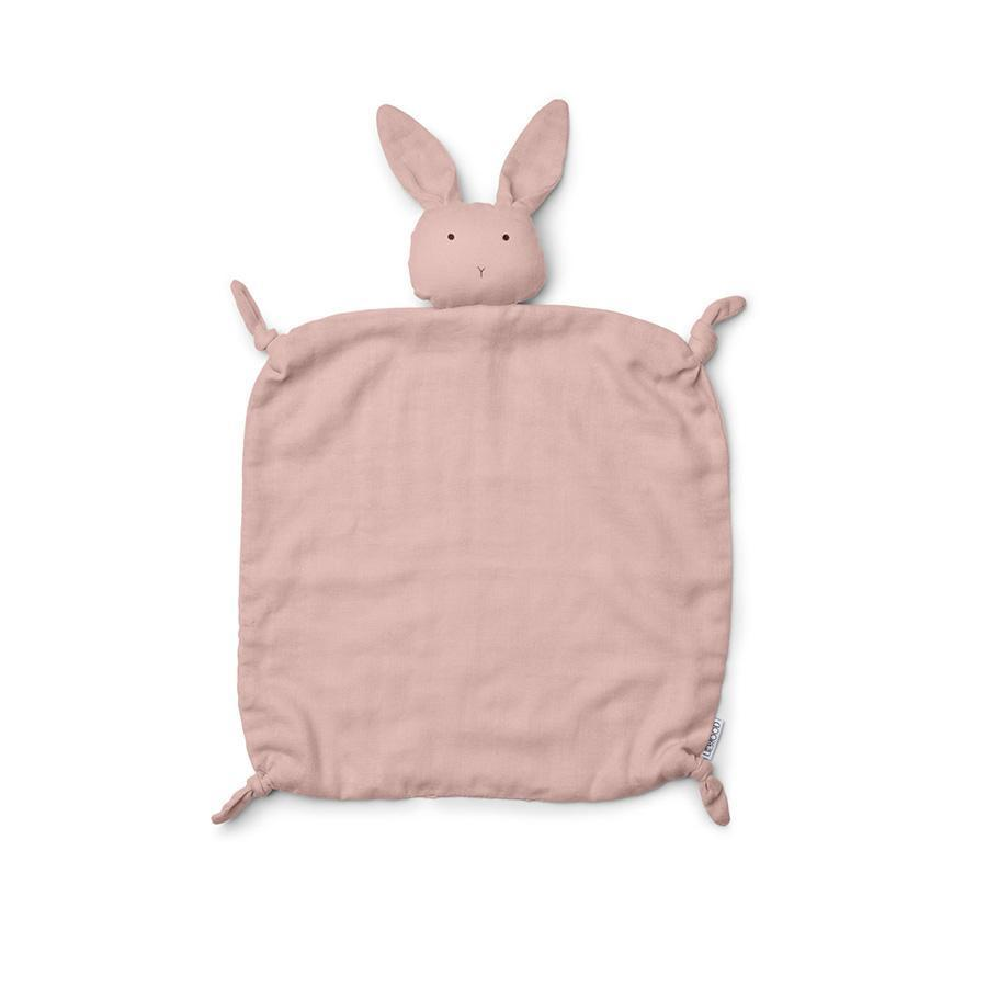 "Cuddle Cloth ""Agnete Rabbit Rose"""