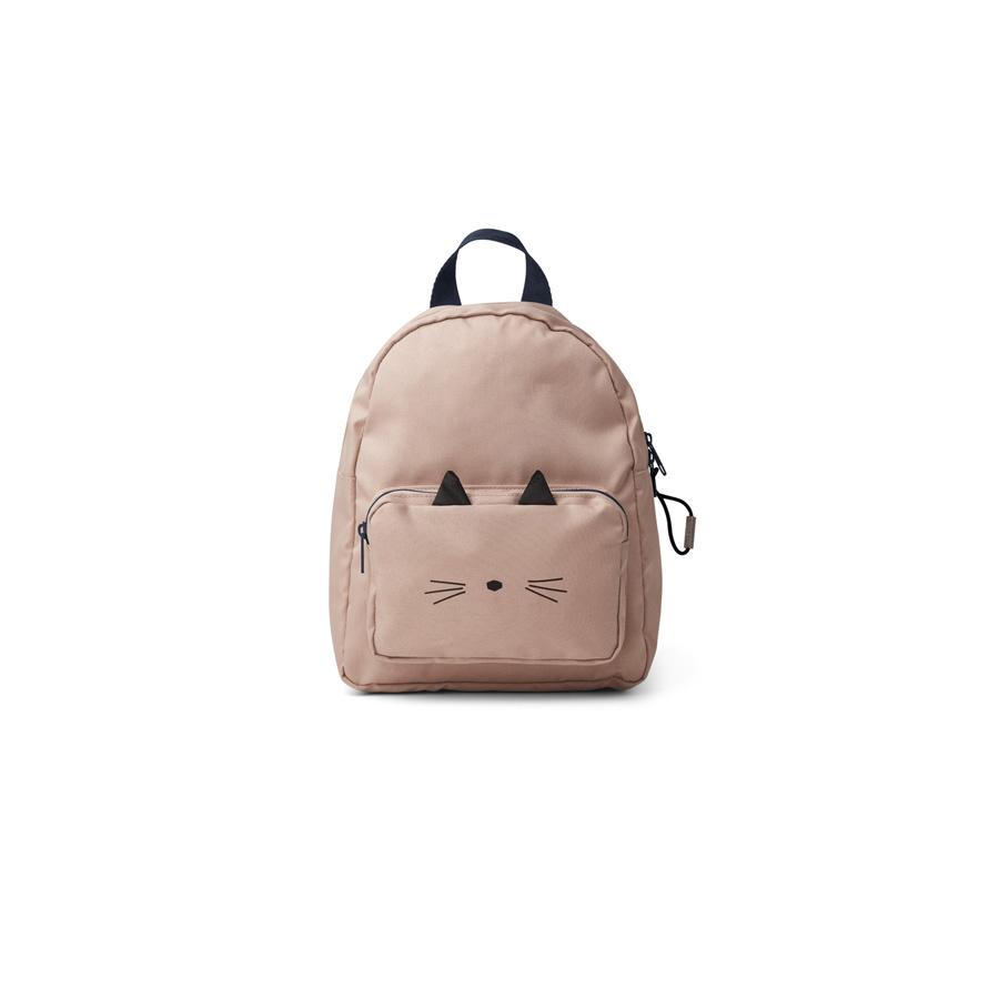 "Kids Backpack ""Allan Cat Rose"""