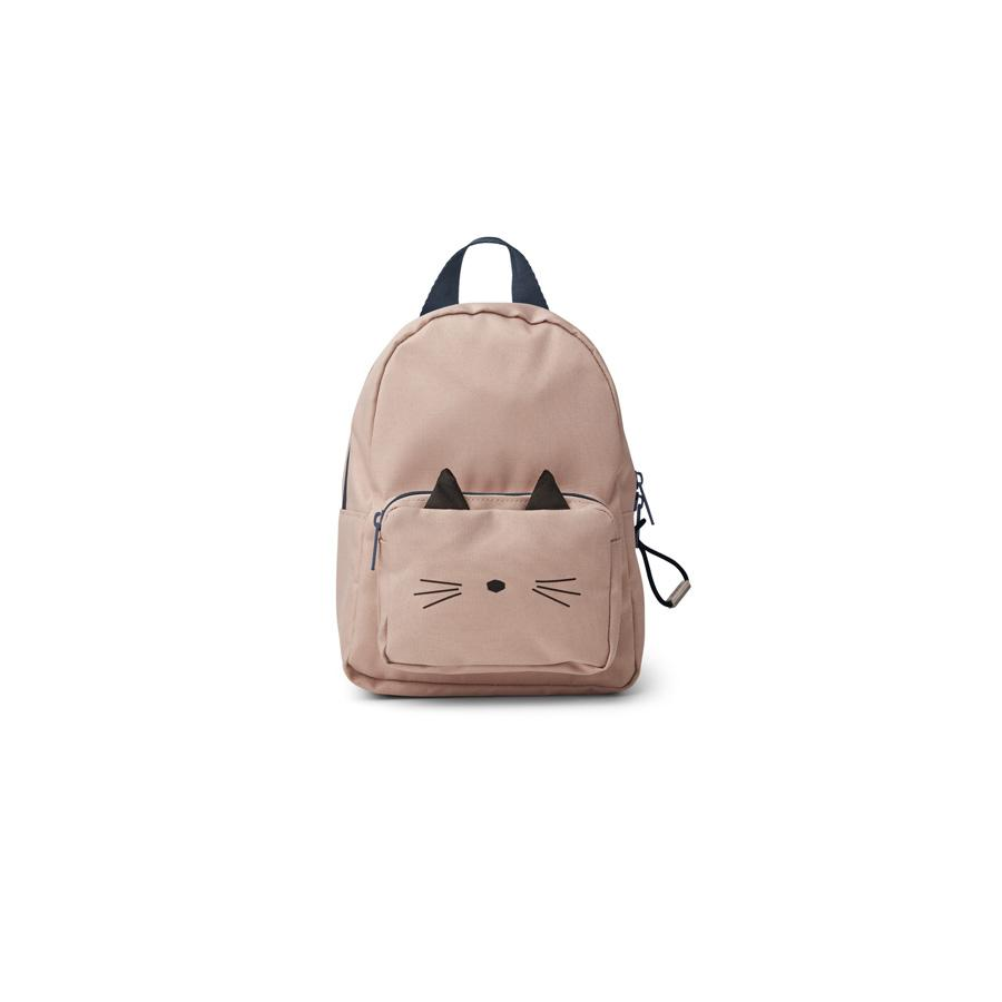 "Mini Backpack ""Saxo Cat Rose"""