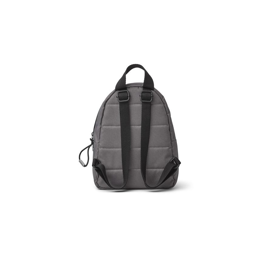 "Mini Backpack ""Saxo Panda Stone Grey"""