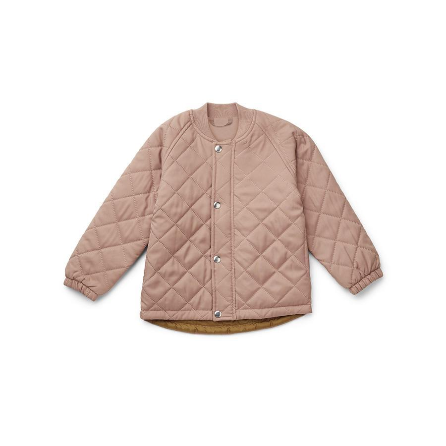"Thermo Jacket ""Daphne Mini Dark Rose"""