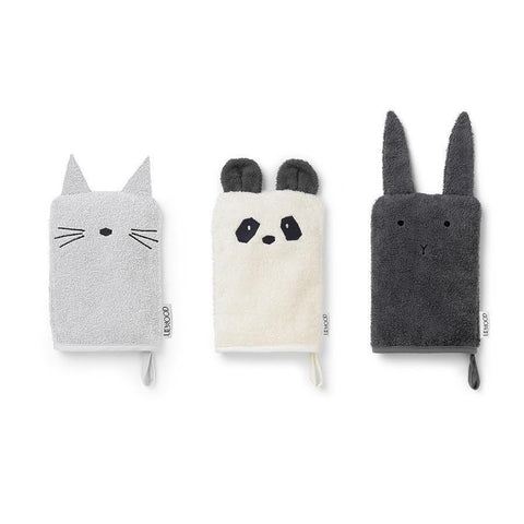 "Washcloths ""Sylvester"" 3 Pack"
