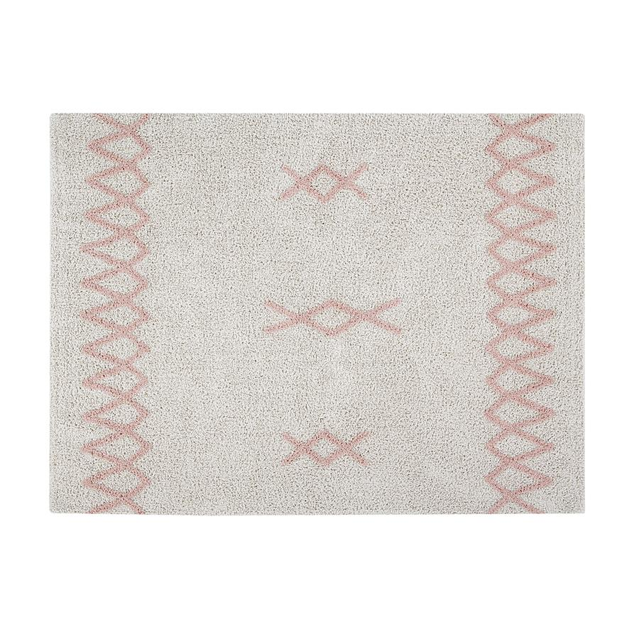 "Washable Carpet ""Atlas Natural Vintage Nude"""