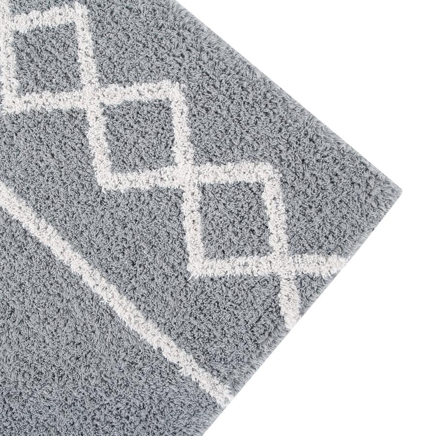 "Washable Carpet ""Oasis Natural Grey"""