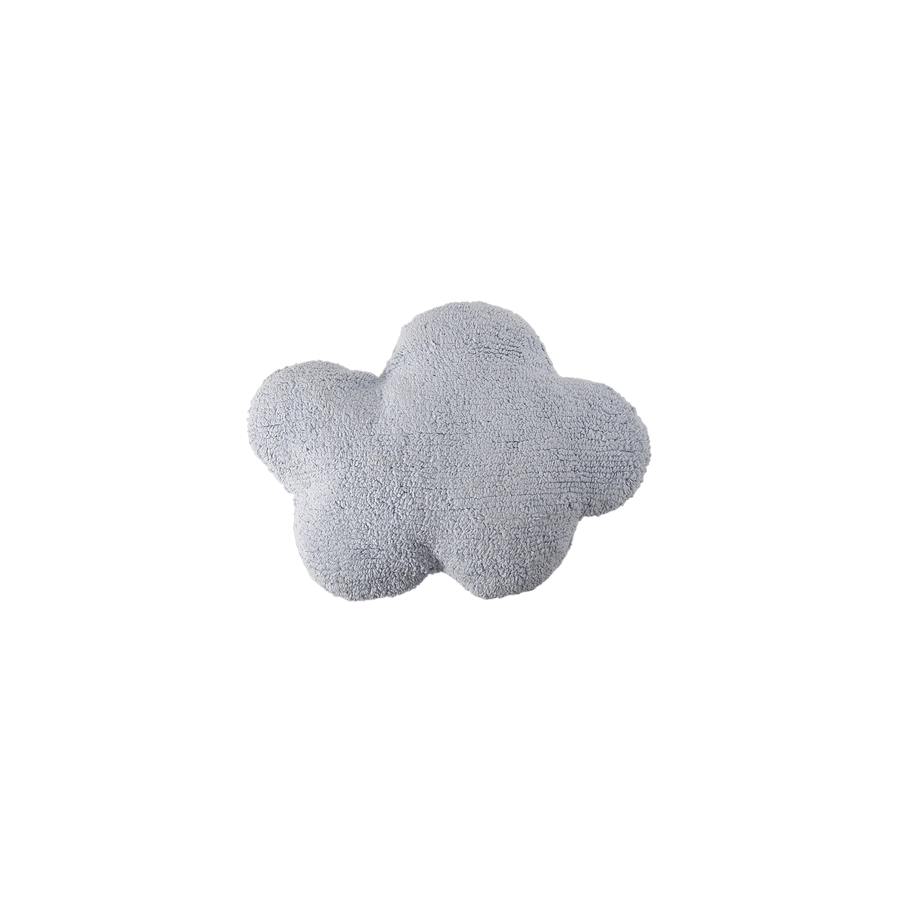 "Washable Cushion ""Cloud Blue"""