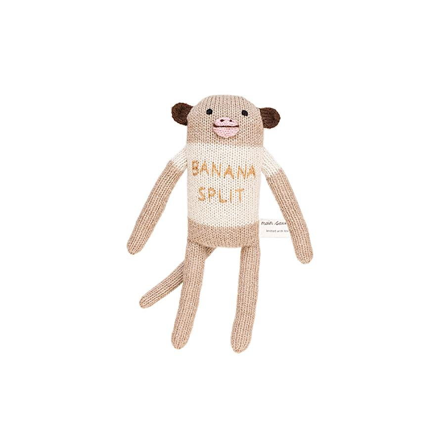 "Cushion Animal ""Monkey"""