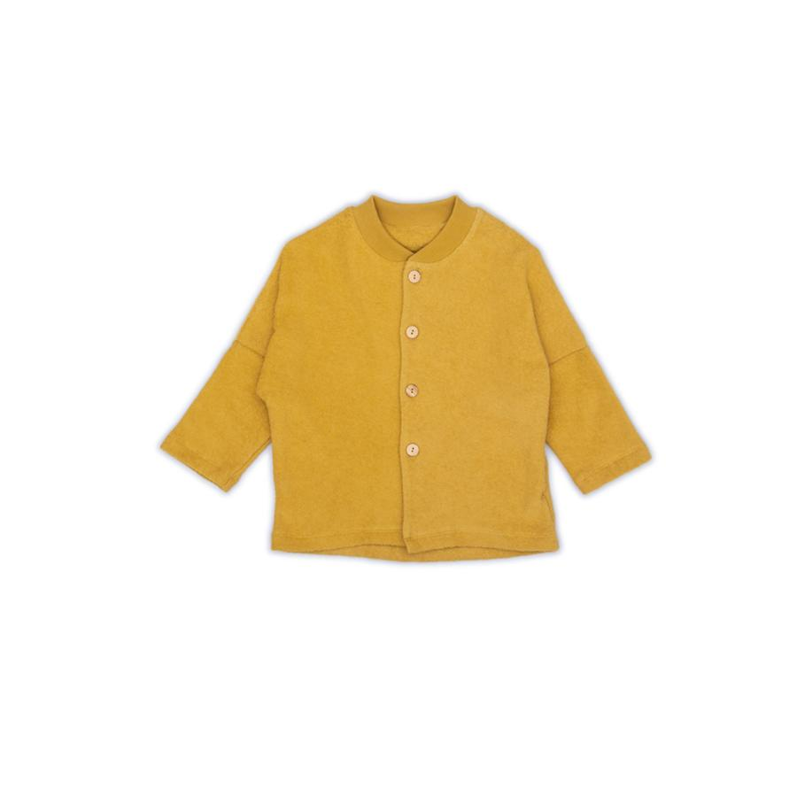"Cardigan ""Golden Shirt"""