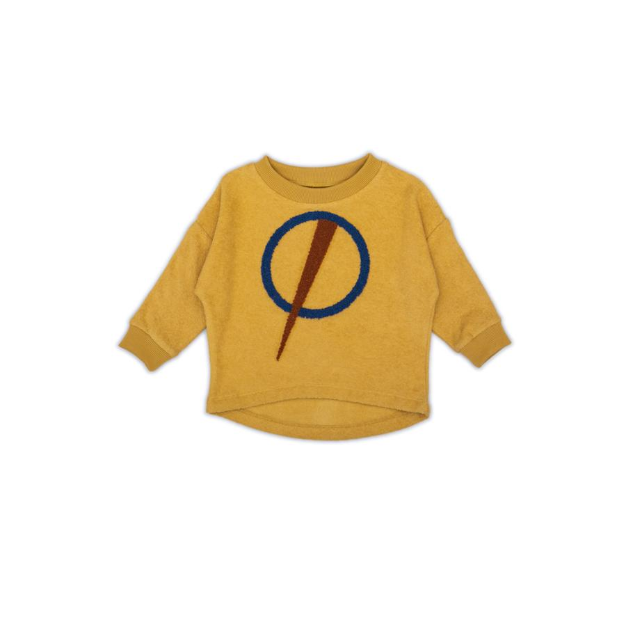 "Oversize Pullover ""Golden Route"""
