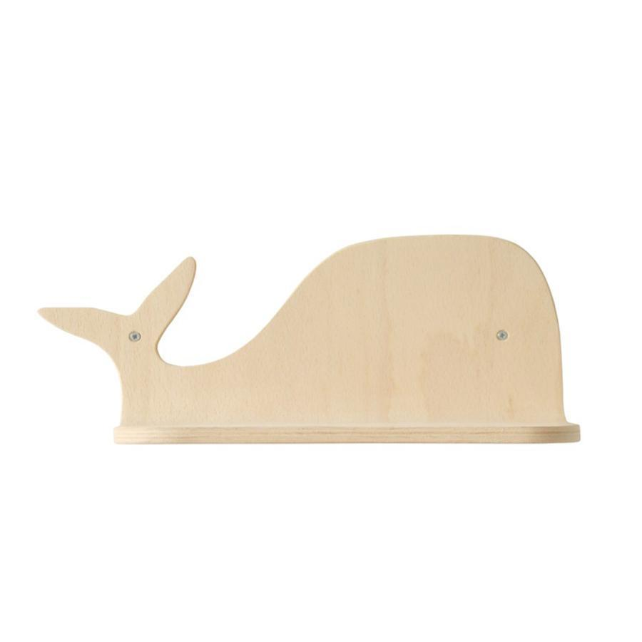 "Wall Shelf ""Baleine"""