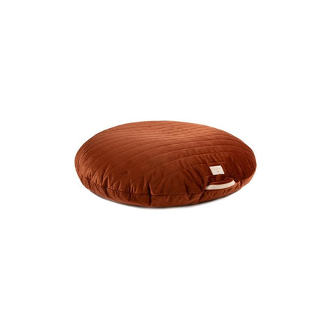 "Beanbag ""Savanna Velvet Sahara Wild Brown"""