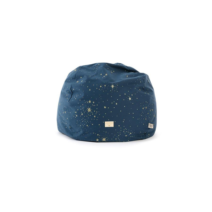 "Beanbag ""Balloon Gold Stella Night Blue"""