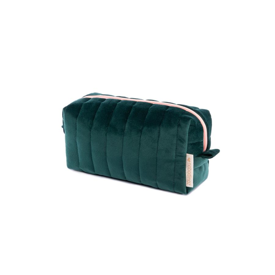 "Beauty Purse ""Savanna Velvet Jungle Green"""