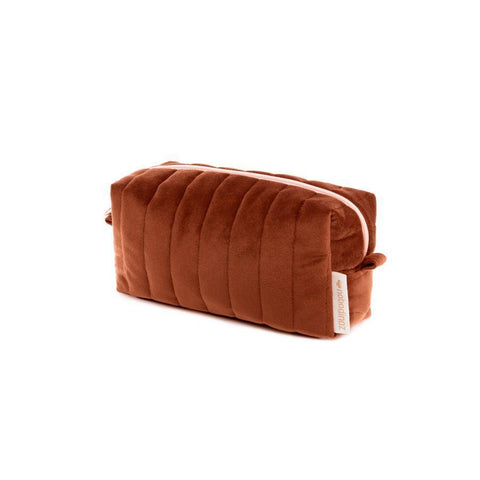 "Beauty Purse ""Savanna Velvet Wild Brown"""