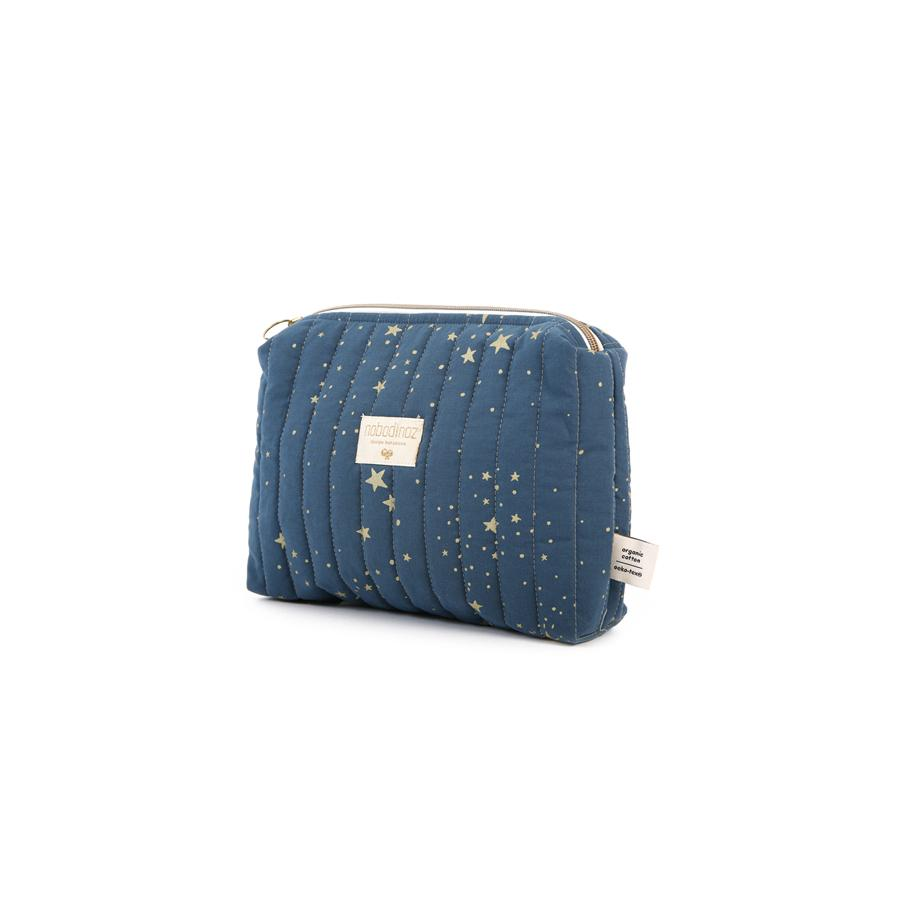 "Beauty Purse ""Travel Gold Stella / Night Blue"""