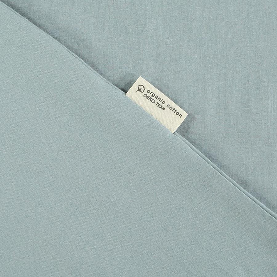 "Bed Sheet ""Alhambra Riviera Blue"""