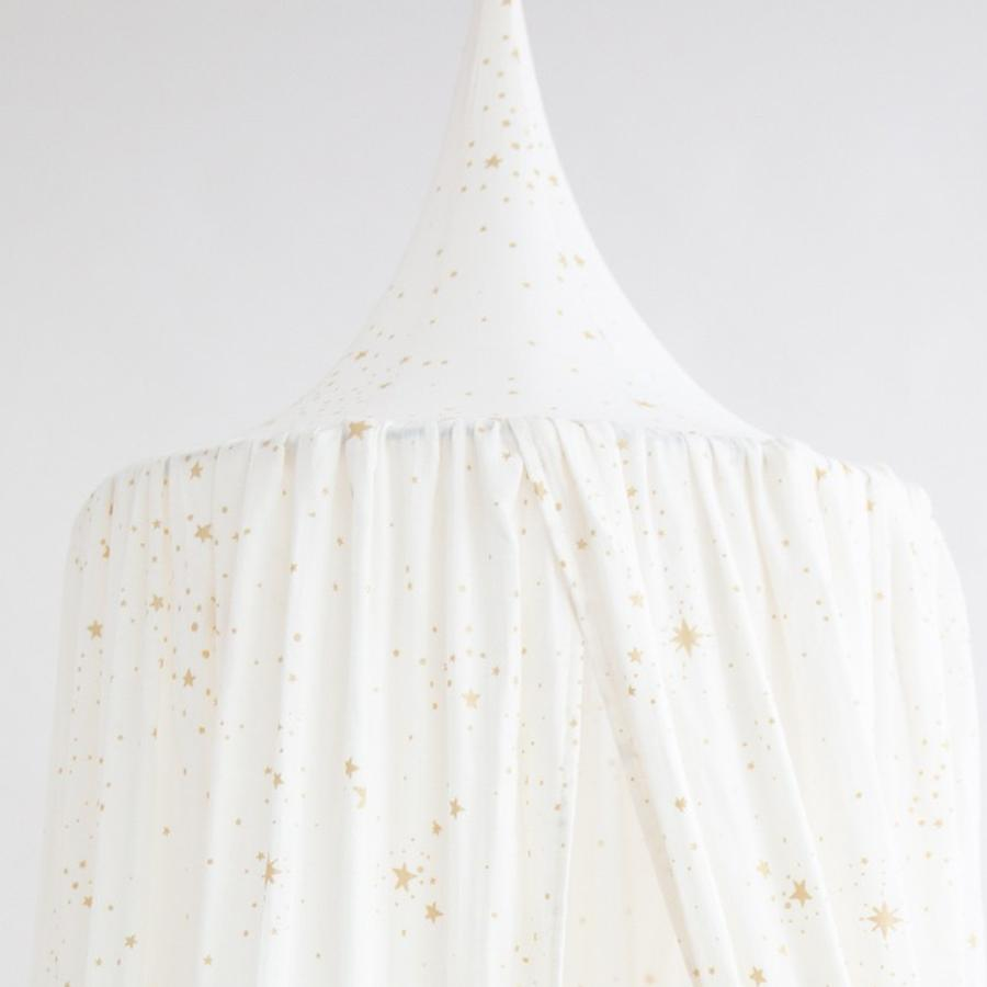 "Canopy ""Amour Gold Stella /White"""