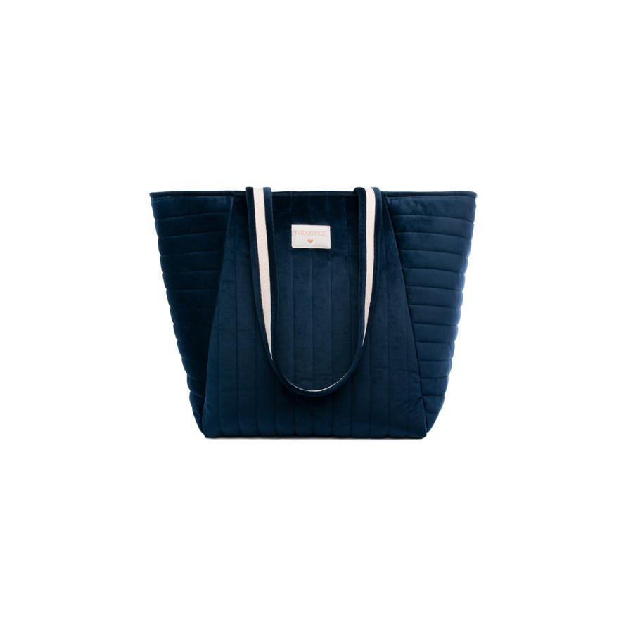 "Changing Bag ""Savanna Velvet Night Blue"""