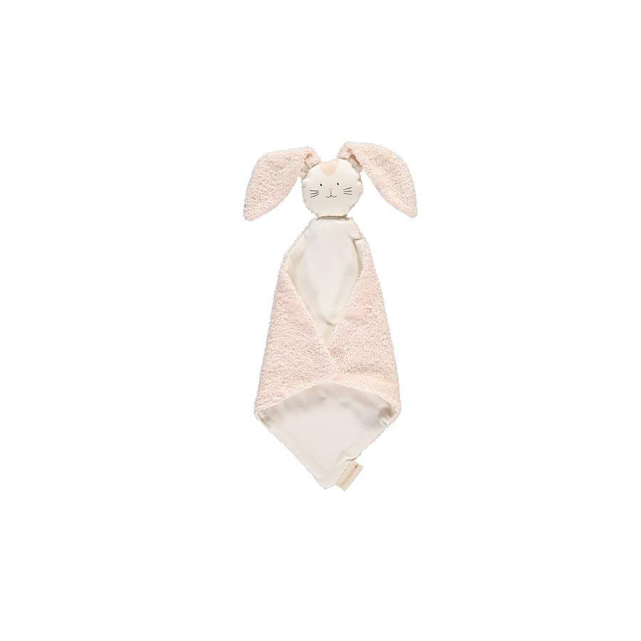 "Cuddle Cloth ""Doudou Bunny Pink"""