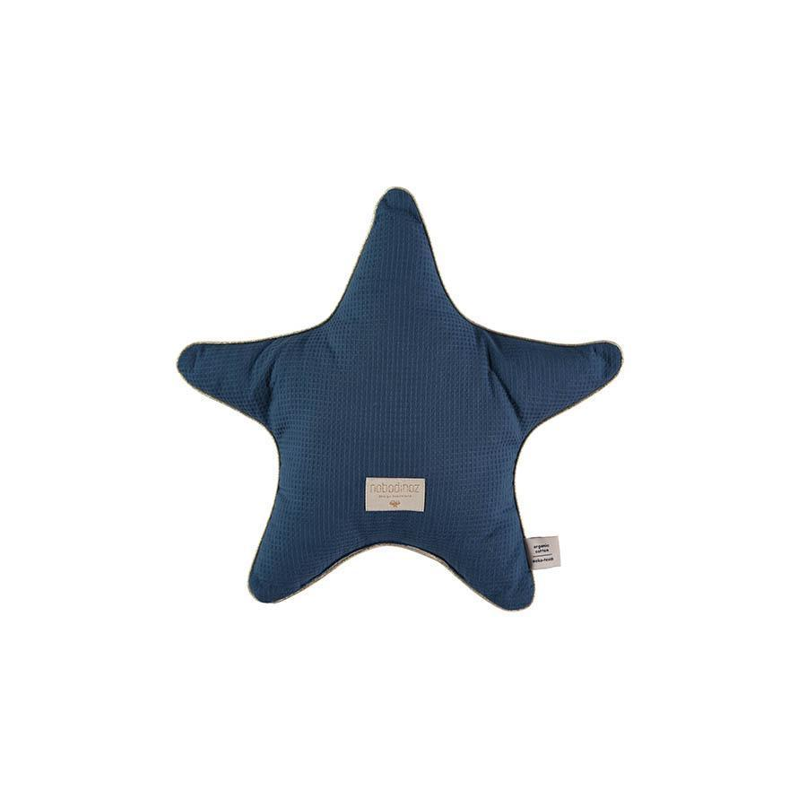 "Cushion ""Aristote Star Night Blue"""