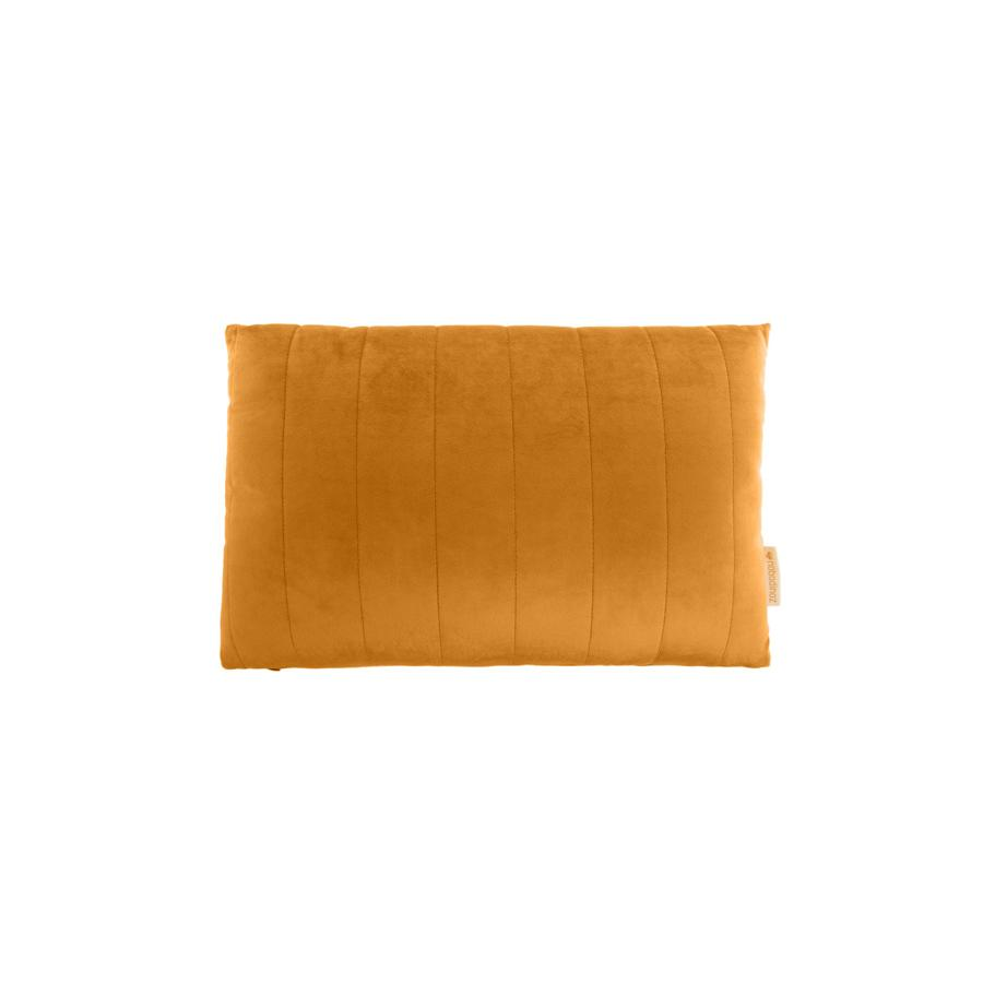 "Pillow ""Savanna Velvet Akamba Farniente Yellow"""