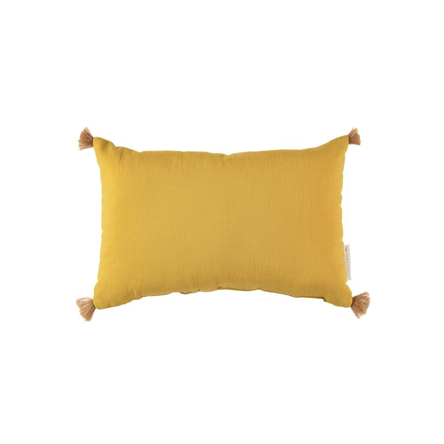 "Cushion ""Sublim Farniente Yellow"""