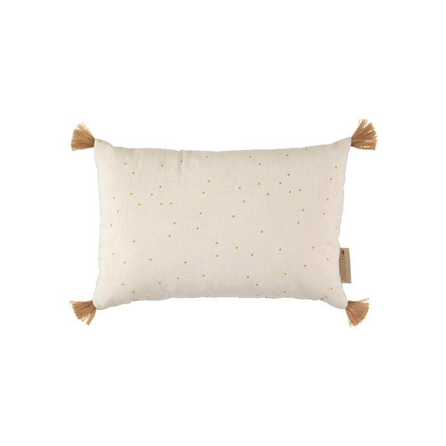 "Cushion ""Sublim Honey Sweet Dots / Natural"""