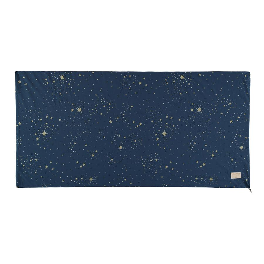 "Mattress ""St. Barth Gold Stella / Night Blue"""