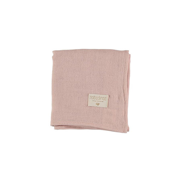 "Muslin Cloth ""Baby Love Bloom Pink"""
