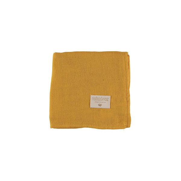 "Muslin Cloth ""Baby Love Farniente Yellow"""