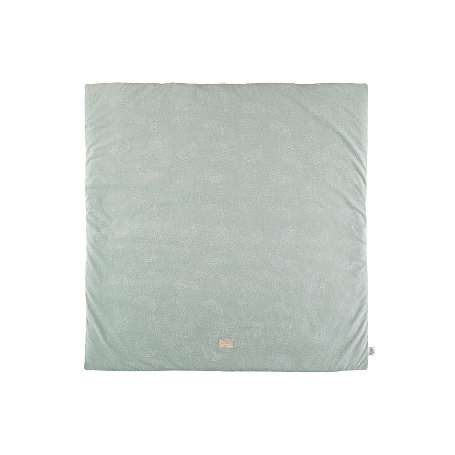 "Play Mat ""Colorado White Bubble / Aqua"""