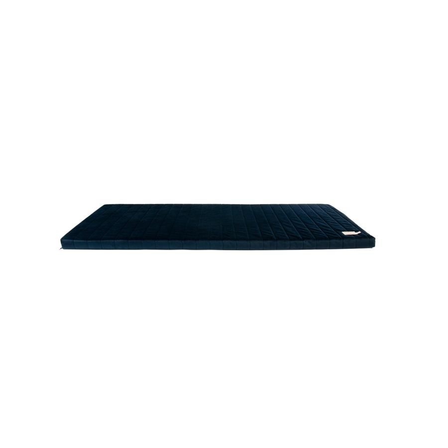 "Mattress ""Savanna Velvet Zanzibar Night Blue"""