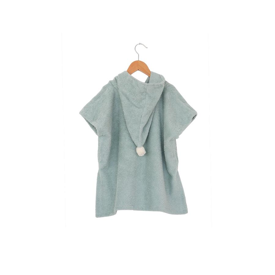 "Poncho ""So Cute Green"""