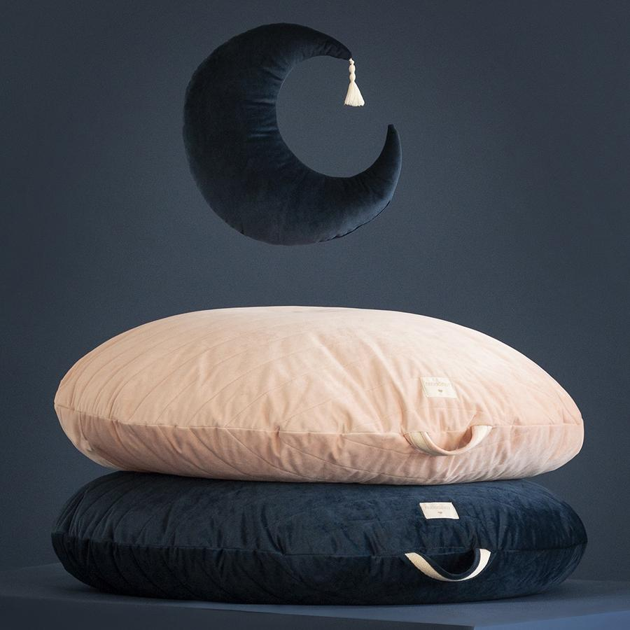 "Beanbag ""Savanna Velvet Sahara Night Blue"""