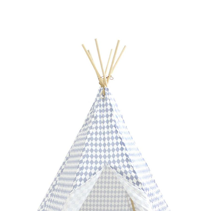 "Teepee ""Arizona Blue Diamonds"""