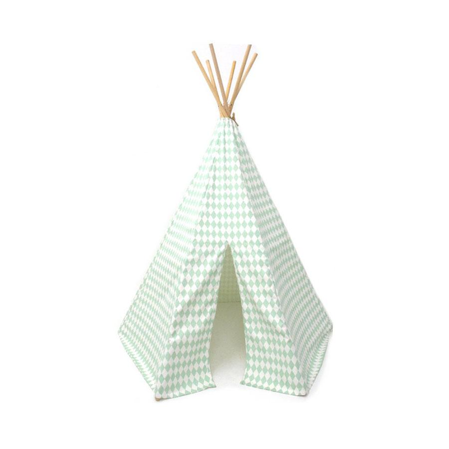 "Teepee ""Arizona Green Diamonds"""