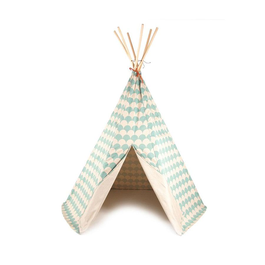 "Teepee ""Arizona Green Scales"""