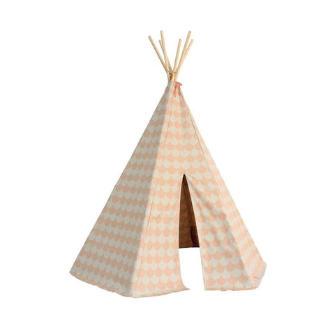 "Teepee ""Arizona Pink Scales"""