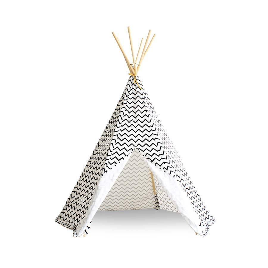 "Teepee ""Arizona Zigzag Black"""