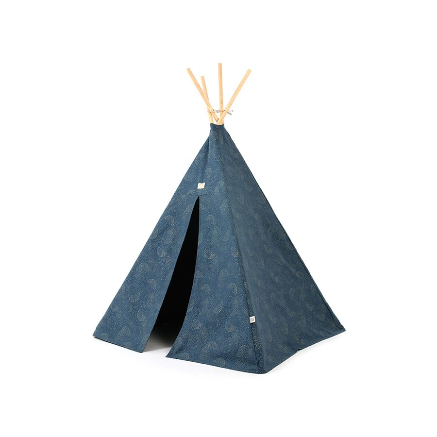 "Teepee ""Phoenix Gold Bubble / Night Blue"""